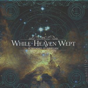 While Heaven Wept - Suspended at Aphelion - LP (black)